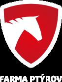 logo / Farma PTÝROV / moderní jezdecký areál na okraji Českého ráje